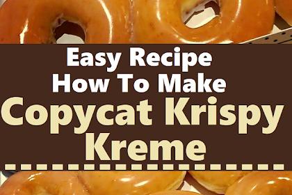 Copycat Krispy Kreme