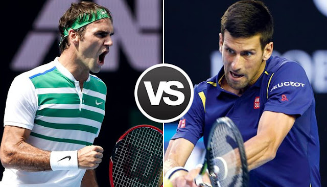 Roger Federer VS Novak Djokovic Terjadi Di Final Wimbledon 2019