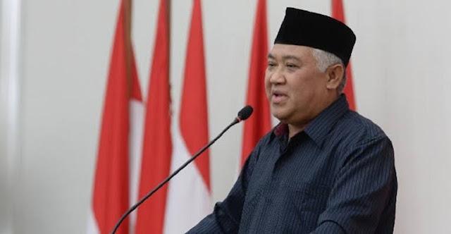 Din Syamsudin: Presiden Bisa Dimakzulkan