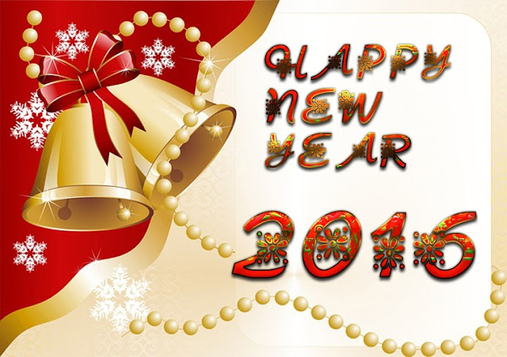Christmas Bell New Year 2016 Images
