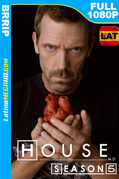 House, M.D. (Serie de TV) Temporada 5 (2008) Latino HD FULL 1080P ()
