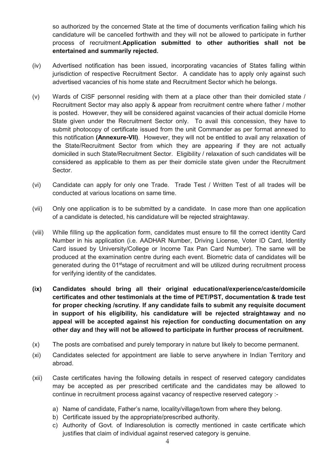 Notification-CISF-Constable-Tradesmen-Posts_4
