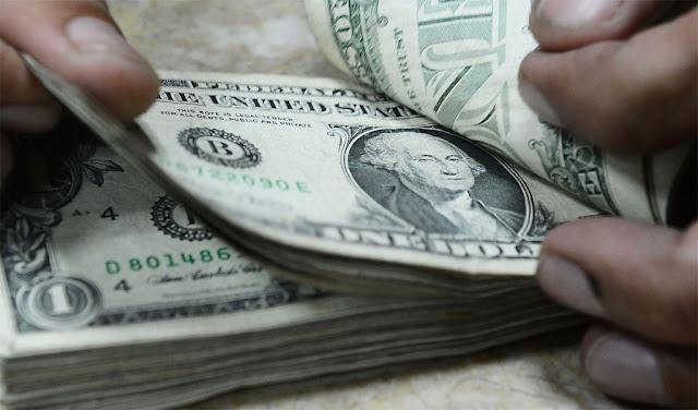 El dólar alcanza máximos de 20 años