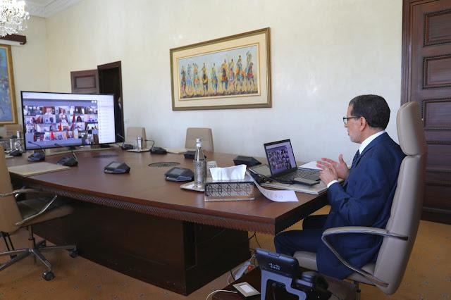 بلاغ عاجل من رئاسة الحكومة المغربية