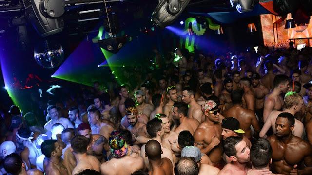 Baladas em Miami para o público gay