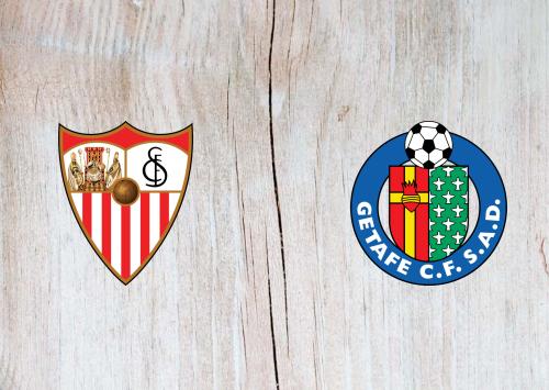 Sevilla vs Getafe -Highlights 06 February 2021