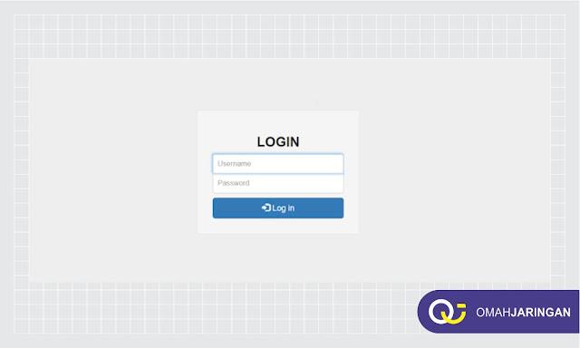Tampilan Halaman Login User Review Aplikasi RT RW Berbasis Web PHP, MySQL, dan Codeigniter