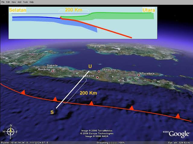 Gempa Dahsyat 9 SR Berpotensi di Selatan Jawa, LIPI: Dikhawatirkan seperti Tsunami Jepang