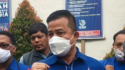 Herri Zulkarnaen Pimpin Pembubaran KLB di Sibolangit, Ancam PAW Kader Terlibat