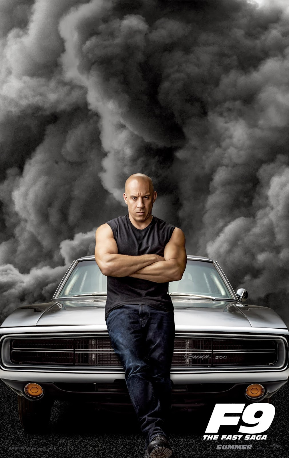Vin Diesel - Fast and Furious 9