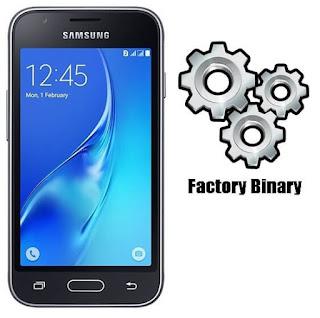 Samsung Galaxy J1 Mini SM-J105F Combination Firmware