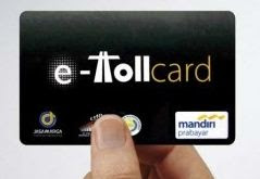 Saldo Tip Up Minimal dan Maksimal e-Toll Card