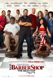 Barbershop The Next Cut (2016) บาร์เบอร์รวมเบ๊อะ 3 ร้านน้อย…ซอยใหม่ [ซับไทย]