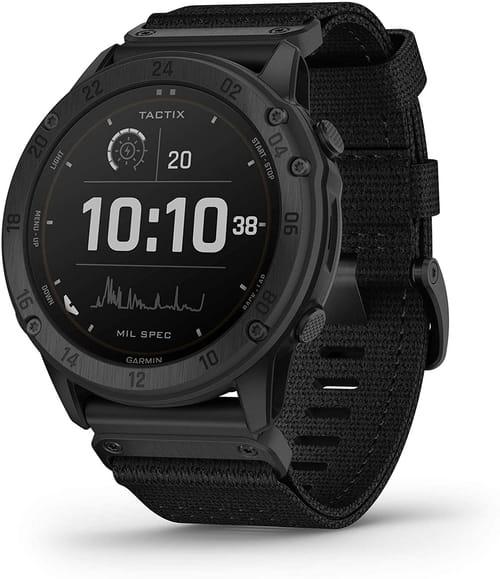 Review Garmin tactix Delta Solar Tactical Watch