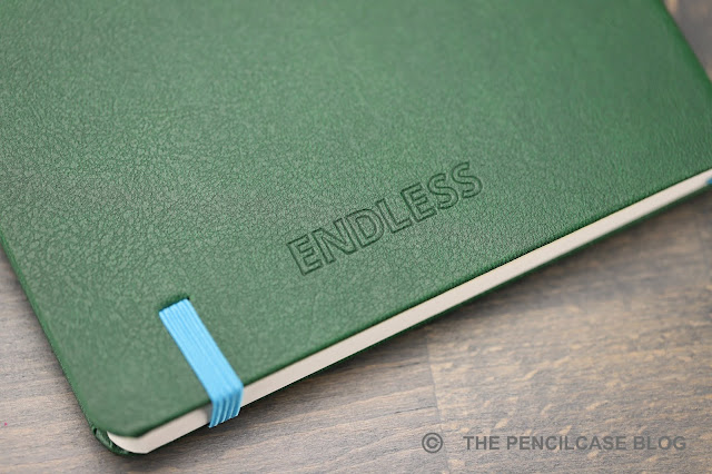 PAPER REVIEW: ENDLESS RECORDER NOTEBOOK
