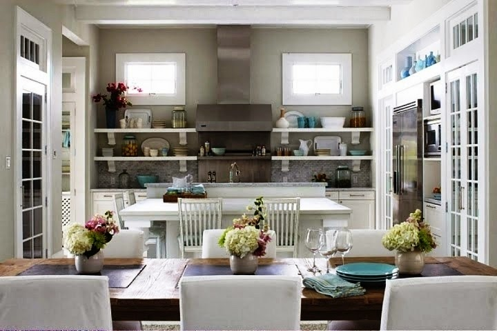 best wall paint colors for kitchen