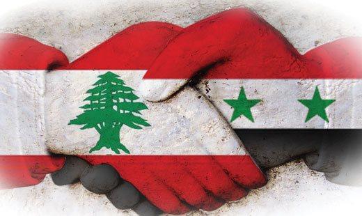 تحركات لتعاون اقتصادي وتفعيل حركة نقل البضائع بين سورية ولبنان