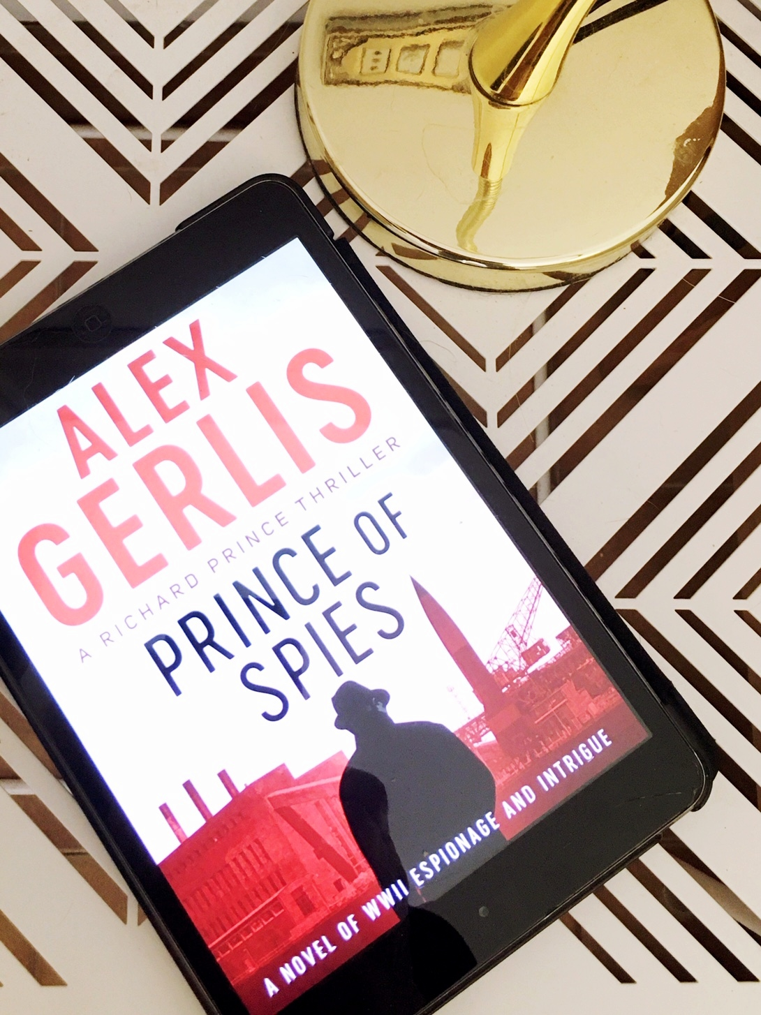 Prince of Spies by Alex Gerlis review