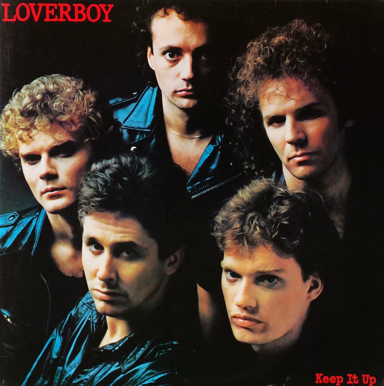 Loverboy Keep it up 1983 aor melodic rock music blogspot full albums bands
