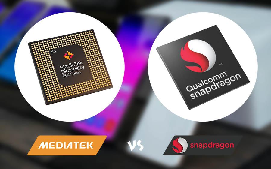 which is better mediatek or snapdragon