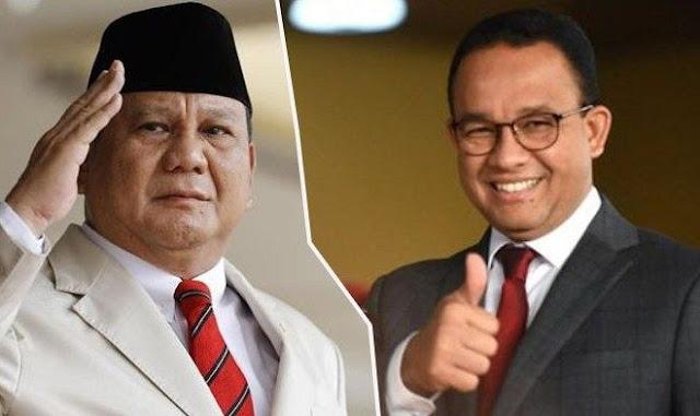 Jika Prabowo dan Anies Berduet di Pilpres 2024, Pengamat: Mantap!