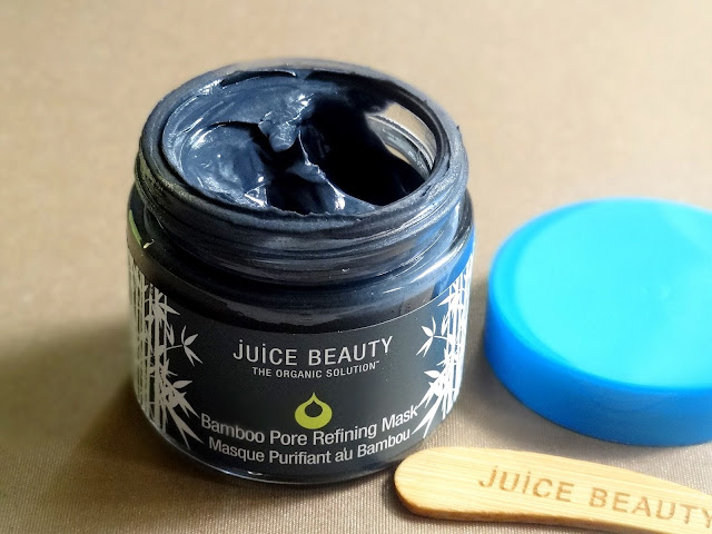 Juice Beauty Bamboo Pore Refining Mask Review, Photos