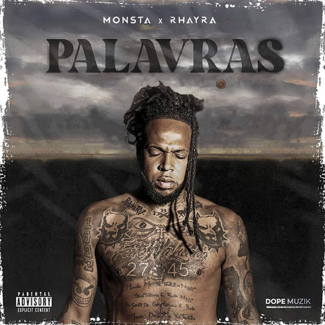 Monsta - Palavras (feat. Rhayra)