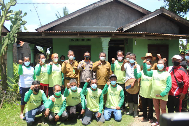 Bupati Darma Wijaya Harapkan Kabupaten Sergai Menjadi Lumbung Padi Nomor Satu di Sumut