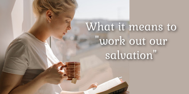 There are lots of misunderstandings about sanctification. This short devotion helps explain it.