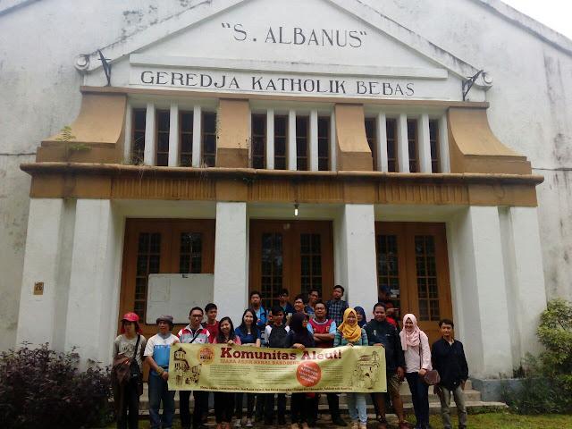 gereja katolik bebas albanus