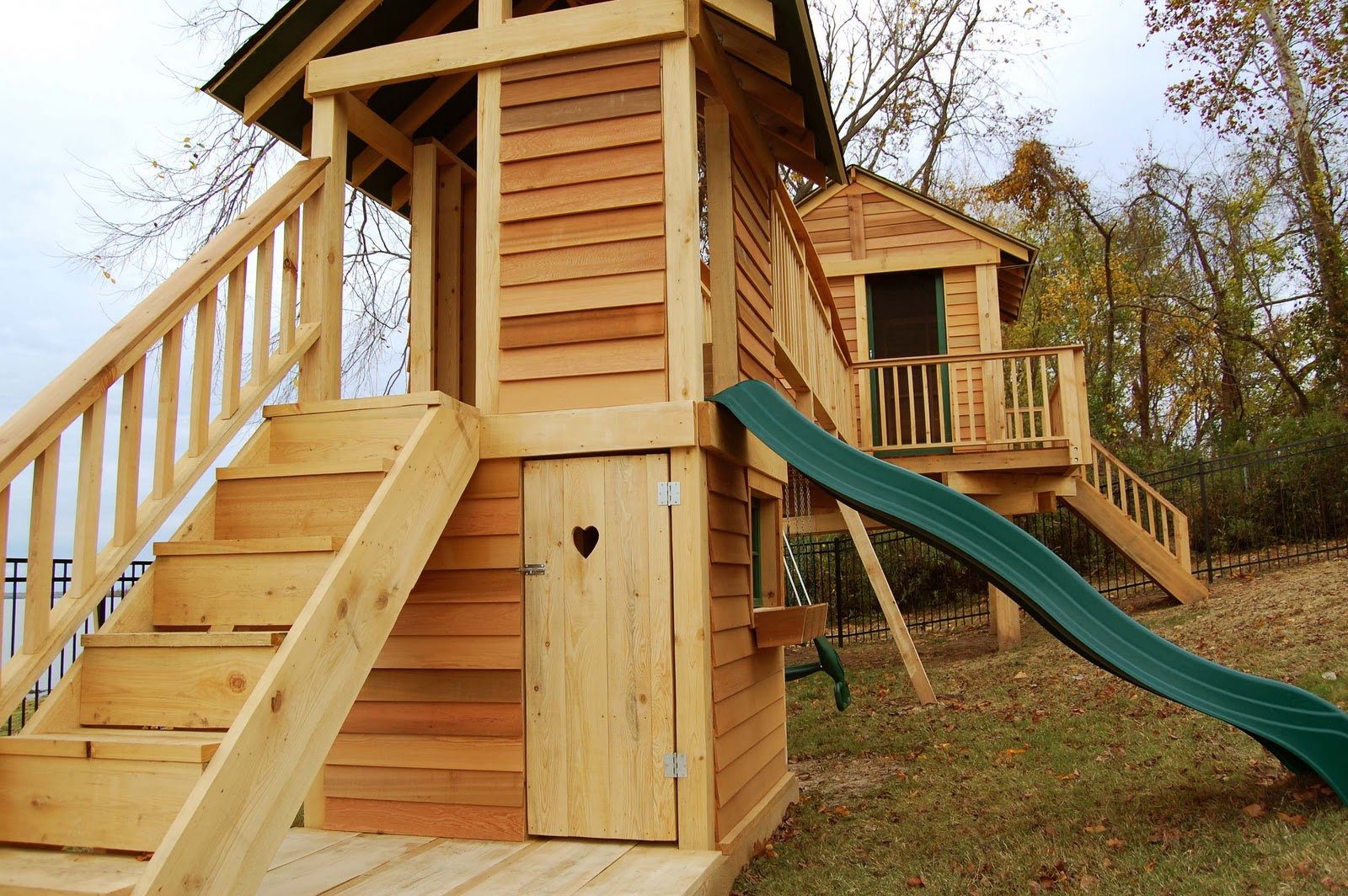 Natural State Treehouses Inc