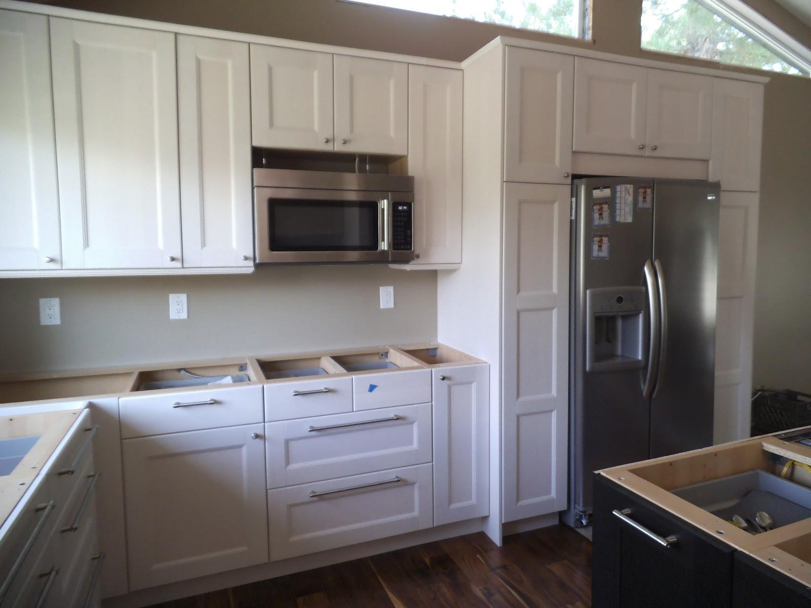 Ikea Kitchen Cabinets For Amazing Kitchen: Stacie's Stuff: My 2 Cents Worth