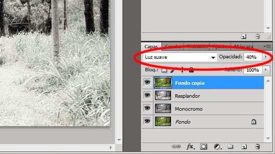 Tutorial Transformar Paisaje de Verano a Invierno con Photoshop Imagen 13