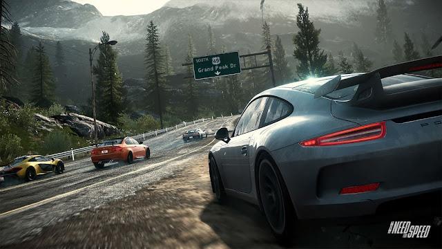 Imagem do Need for Speed: Rivals