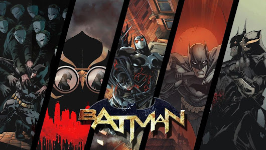 Batman: Arkham Crisis could be the next Batman game