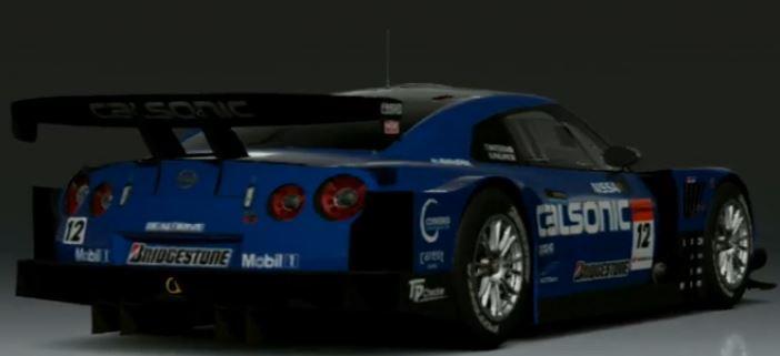 Nissan Calsonic Impul GTR 2008