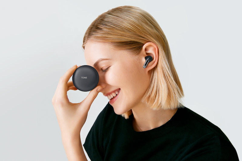 LG Electronics PH Set to Unveil New TONE Free FP9 Wireless Earbuds
