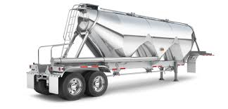 Transportation of mineral fertilizers by trucks