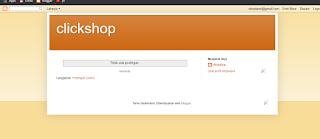 Cara membuat toko online gratis dengan blogger blogspot