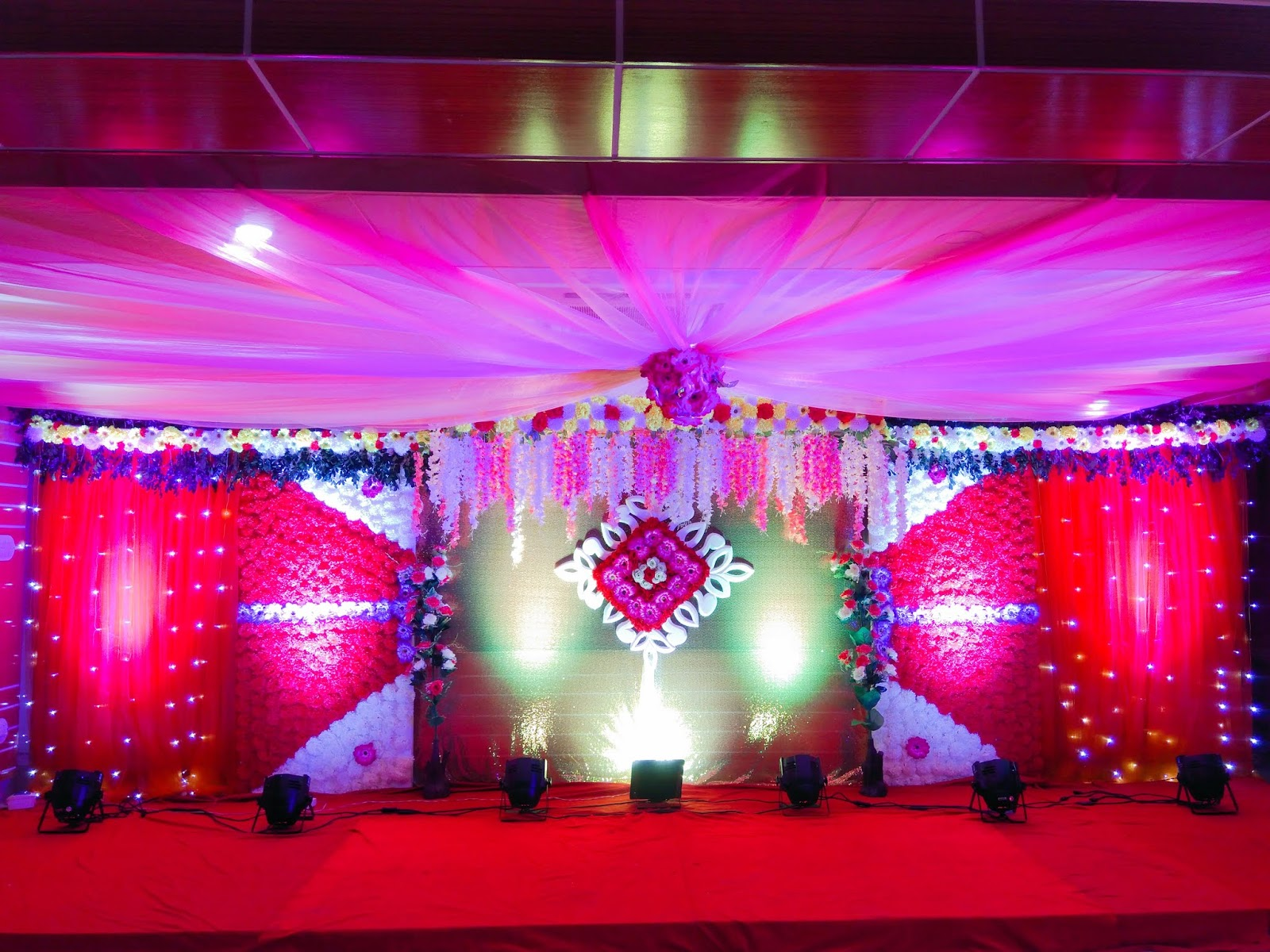 WEEDING THEME DÉCOR BY IDEM EVENT MANAGEMENT (CODE IEMB1001)