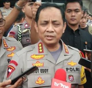 "IPW : ""Sudah Menguat Di Istana"" Paket Komjen Pol Gatot Eddy Pramono -Komjen Pol Listyo Prabowo"