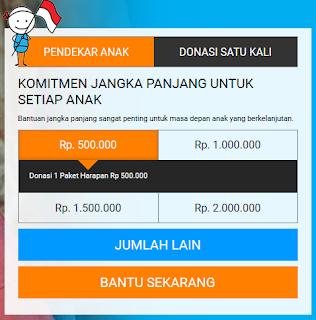 Cara Donasi UNICEF Indonesia