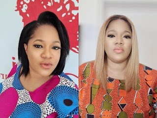 Nigerians Tackle Toyin Abraham For Saying 'Should I Leave My Movie Because Of EndSARS'