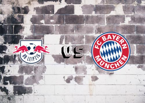 RB Leipzig vs Bayern de Múnich  Resumen y Partido Completo