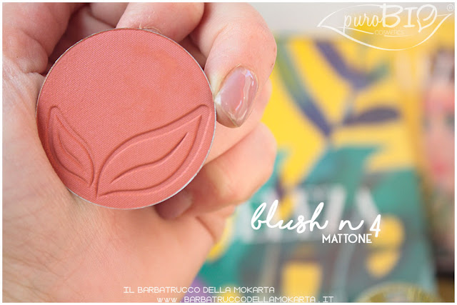 blush 4 mattone purobio recensione review