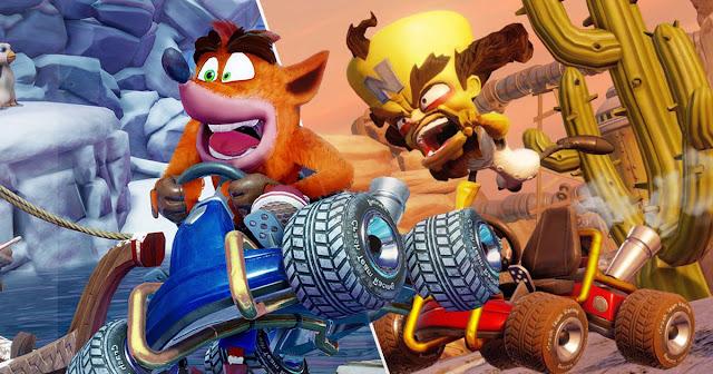 Crash Team Racing: Nitro Fueled: PS4 Review