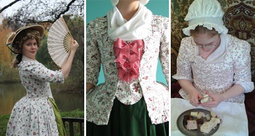 I Made A Vintage dress Out Of ikea Fabric