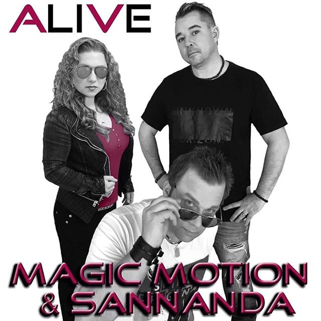 Magic Motion - Alive