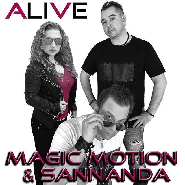 Magic Motion - Alive