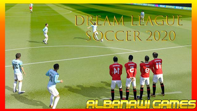 تحميل لعبة Dream League Soccer 2020 للاندرويد من ميديا فاير